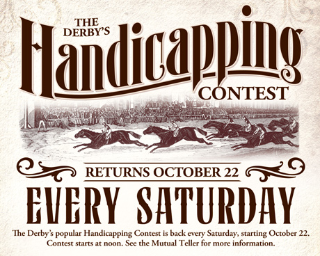 Handicapping Contest 2016