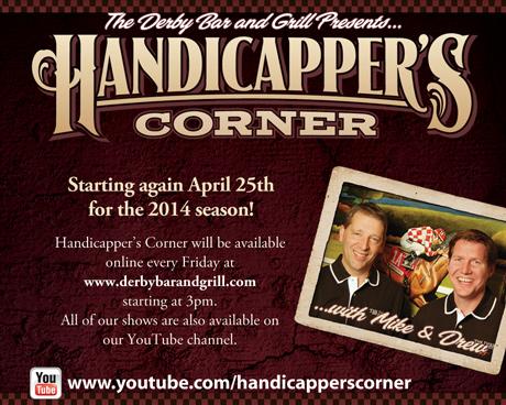 Handicapper's Corner 2014