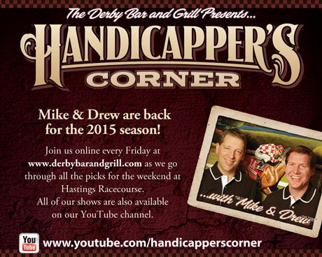 Handicapper's Corner 2015