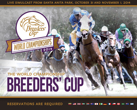 Breeder's Cup 2014