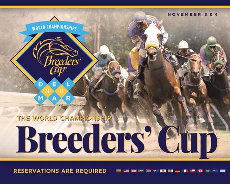 Breeders Cup 2017