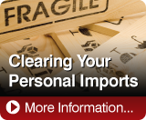 Clearing Your Personal Imports