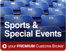 Sports & Special Events