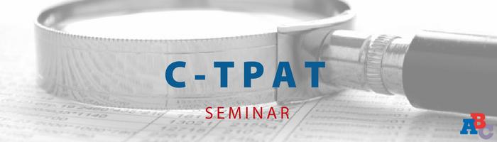 Image: CTPAT Seminar