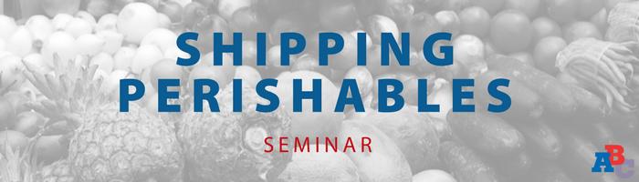 Image: Shipping Perishables Seminar