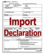 Import Declaration
