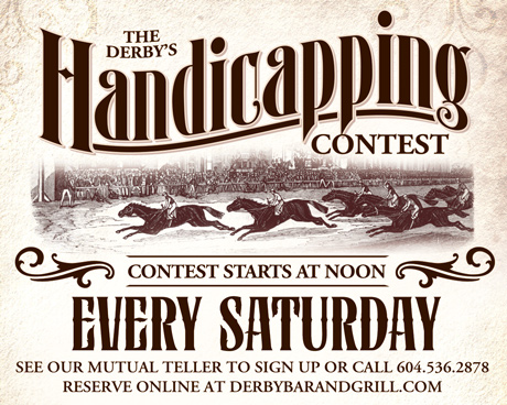Handicapping Contest 2018