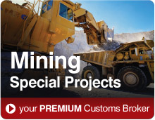 Mining Special Projects