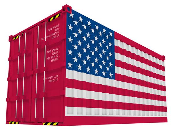U.S. container