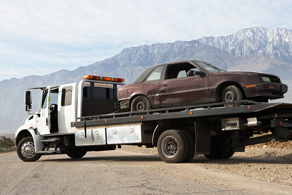 ACI eManifest Requirements for Tow Truck Operators