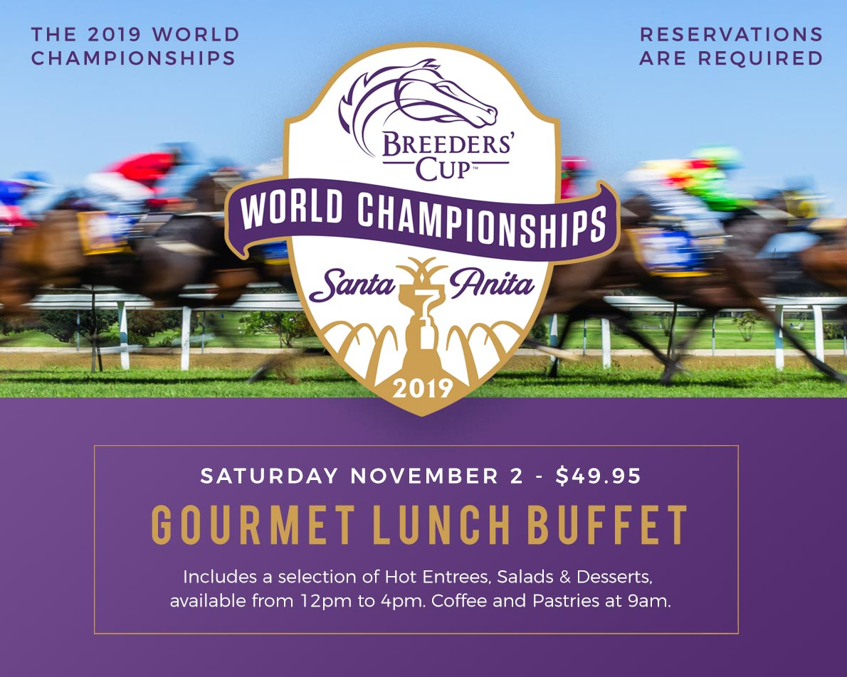 Breeder's Cup 2019