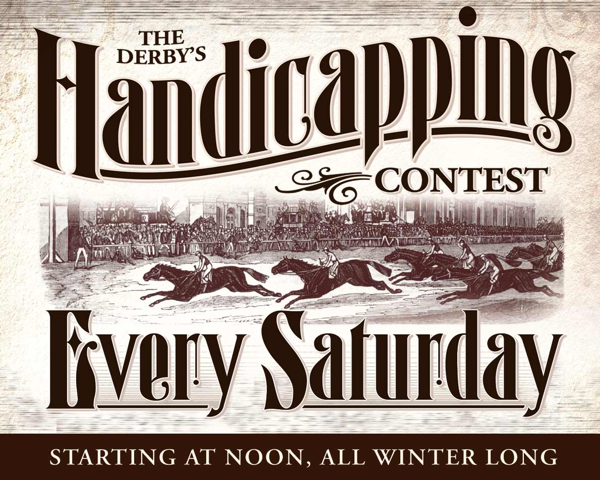Handicapping Contest 2019